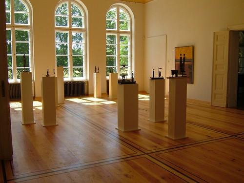 Galerie grosse saal